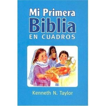 MI PRIMERA BIBLIA - AZUL
