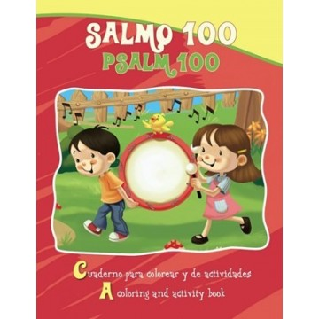 Salmo 100 Bilingüe Cuaderno...