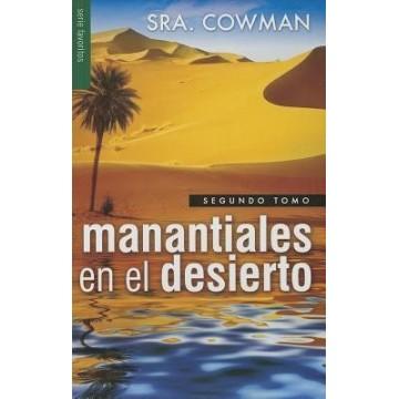 MANANTIALES EN EL DESIERTO...