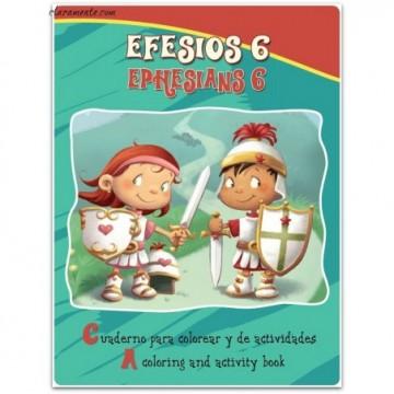 Efesios Capitulo 6/Cuaderno...