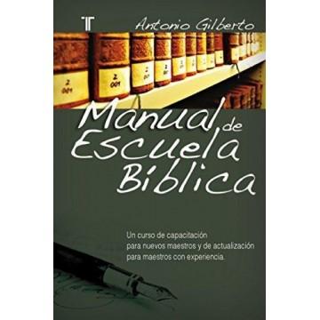MANUAL DE ESCUELA BIBLICA