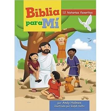 BIBLIA PARA MI - ANDY HOLMES